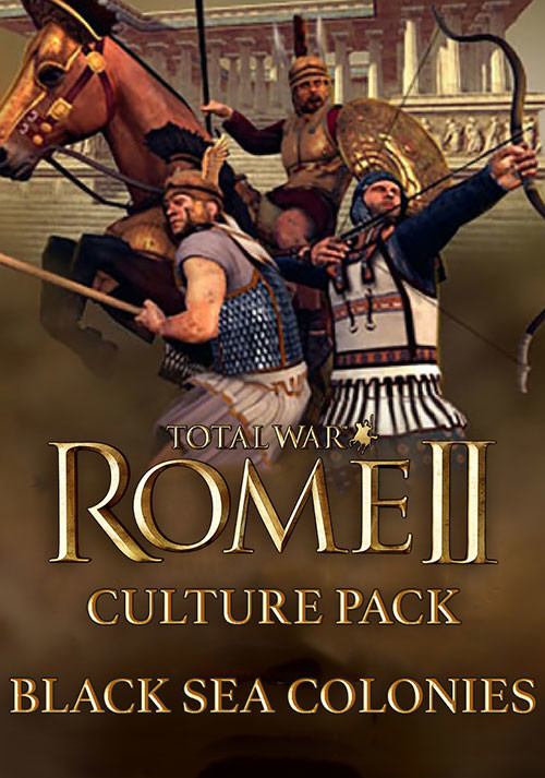 Total War: ROME II - Black Sea Colonies Culture Pack - Cover