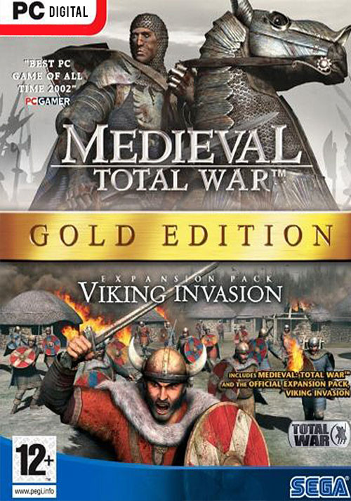Medieval: Total War Collection - Cover