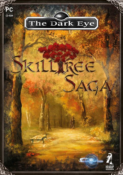 The Dark Eye - Skilltree Saga - Cover