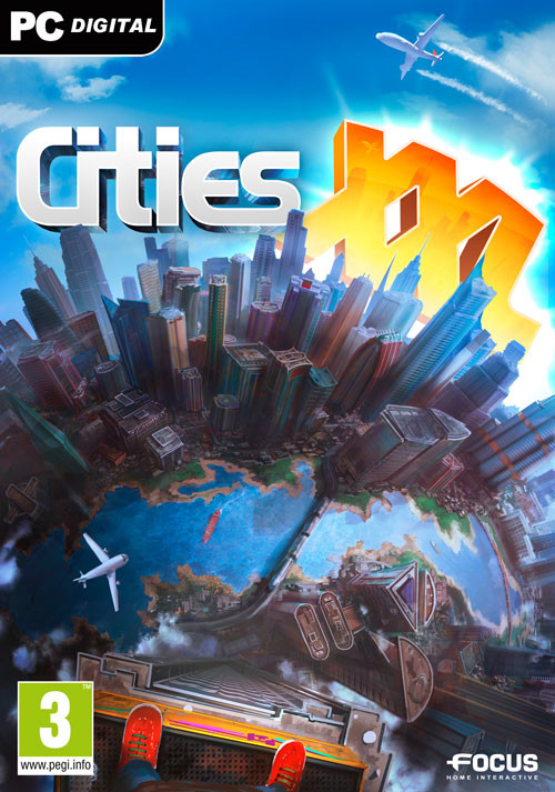 Cities XXL - Cover