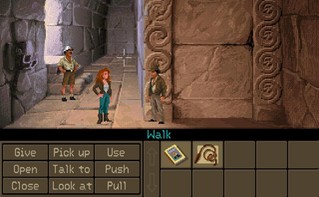 Screenshot5 - Indiana Jones and the Fate of Atlantis