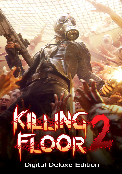 Killing Floor 2 Digital Deluxe Edition - Cover