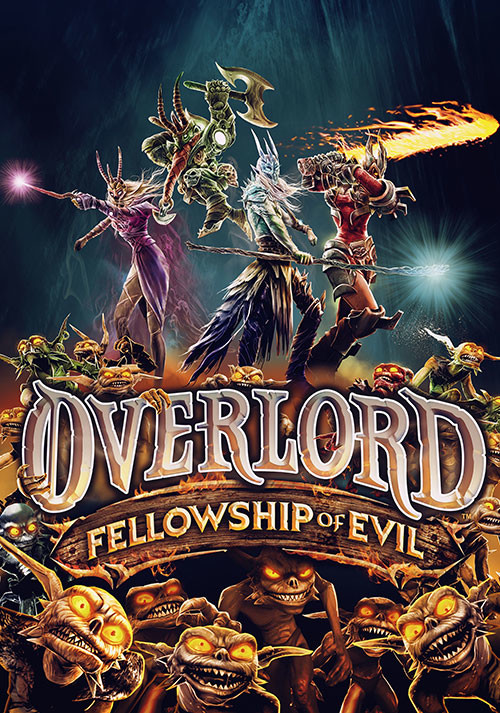Overlord: Fellowship of Evil - Cover