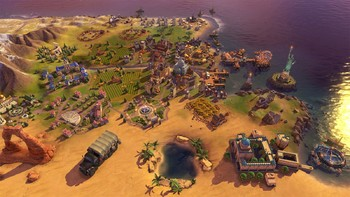 Screenshot2 - Sid Meier's Civilization VI: Gathering Storm
