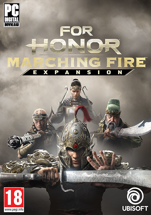 FOR HONOR: Marching Fire Expansion - Cover