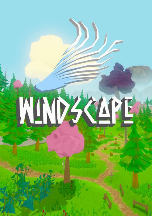 Windscape - Cover