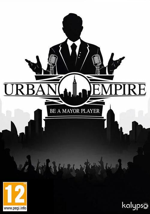 Urban Empire - Cover
