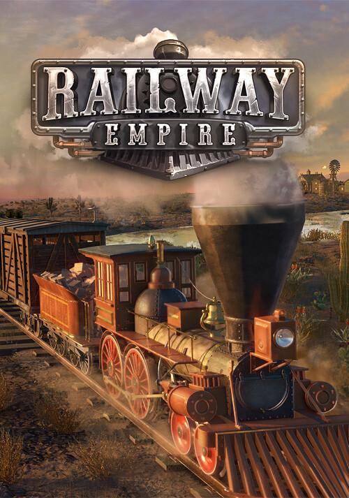 Railway Empire - Cover