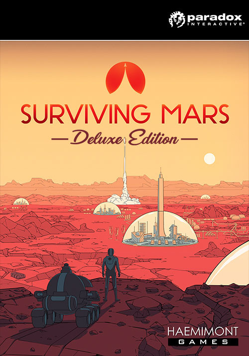 Surviving Mars - Digital Deluxe Edition - Cover