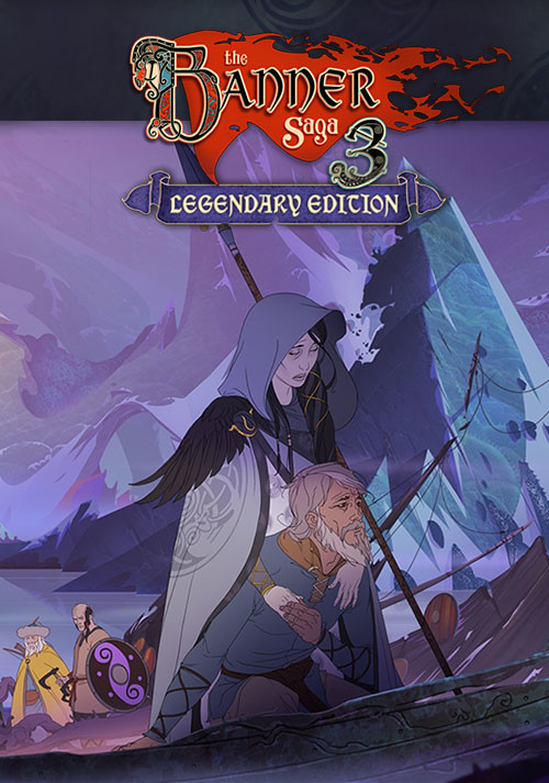 The Banner Saga 3: Legendary Edition - Cover