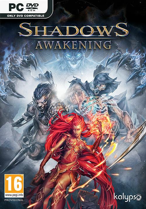 Shadows: Awakening - Cover