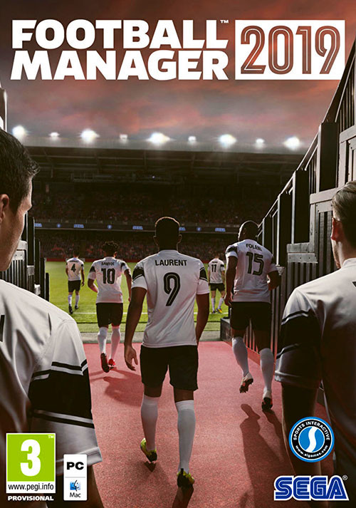 Football Manager 2019 - Cover
