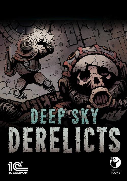 Deep Sky Derelicts - Cover