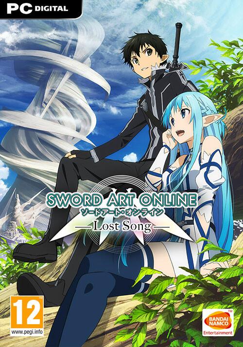 Sword Art Online: Lost Song  - Cover